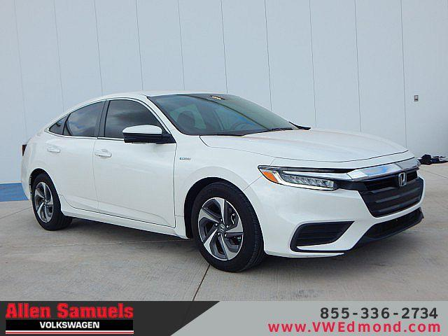 Pre-Owned 2019 Honda Insight EX CVT