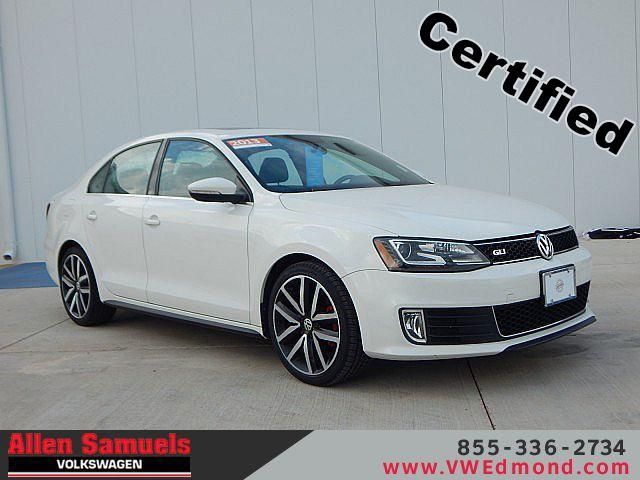 Certified Pre-Owned 2013 Volkswagen GLI 4dr Sdn Man Autobahn
