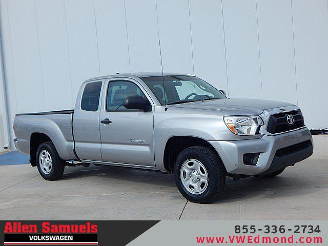 Pre-Owned 2014 Toyota Tacoma 2WD Access Cab I4 AT