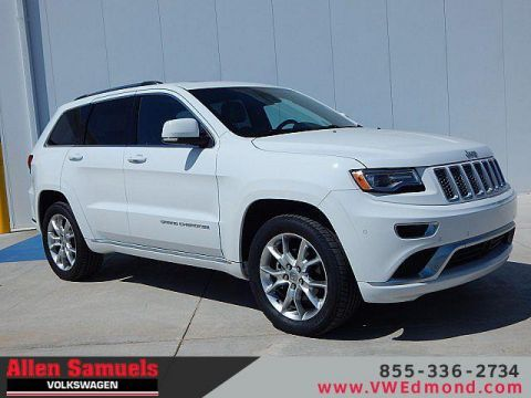 Pre-Owned 2015 Jeep Grand Cherokee 4WD 4dr Summit