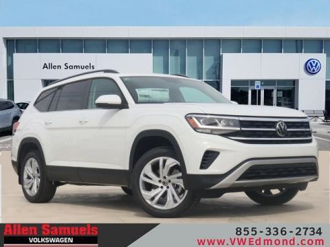 2021 Volkswagen Atlas 3.6L V6 SE w/Technology w/Technology and 4Motion