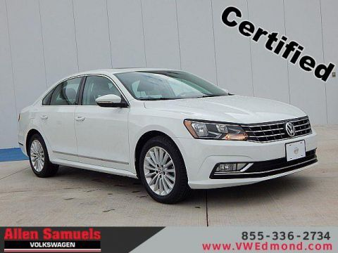 Certified Pre-Owned 2016 Volkswagen Passat 4dr Sdn 1.8T Auto SE w/Technology P