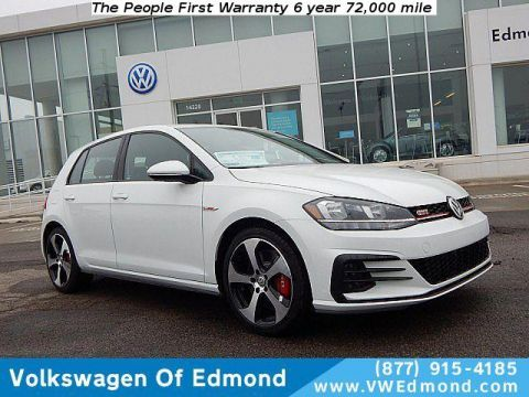New 2019 Volkswagen Golf GTI 2.0T S Manual