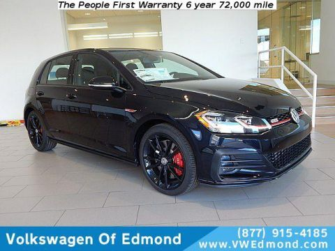 New 2019 Volkswagen Golf GTI 2.0T Rabbit Edition DSG