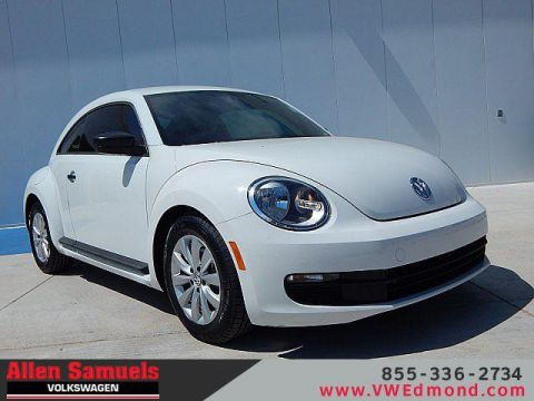 Pre-Owned 2015 Volkswagen Beetle 2dr Auto 1.8T Classic *Ltd Avail*