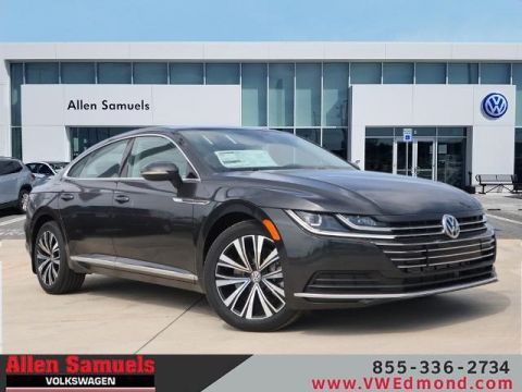 New 2020 Volkswagen Arteon 2.0T SEL With Navigation