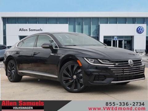 New 2020 Volkswagen Arteon 2.0T SEL R-Line With Navigation