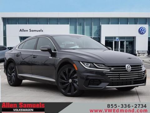 New 2019 Volkswagen Arteon 2.0T SEL R-Line 4Motion With Navigation & AWD
